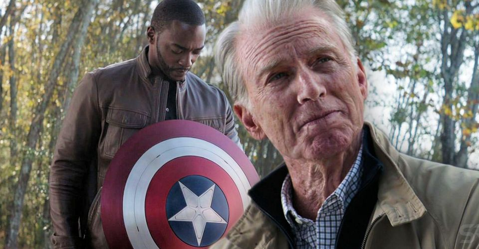 Avengers: Endgame - Old Captain America's Shield Is Still A Plot Hole