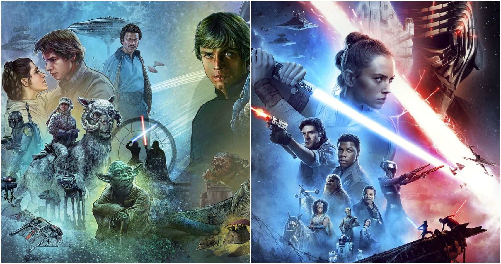 Every Star Wars Movie Ranked By Their Domestic Opening Weekend According To Box Office Mojo