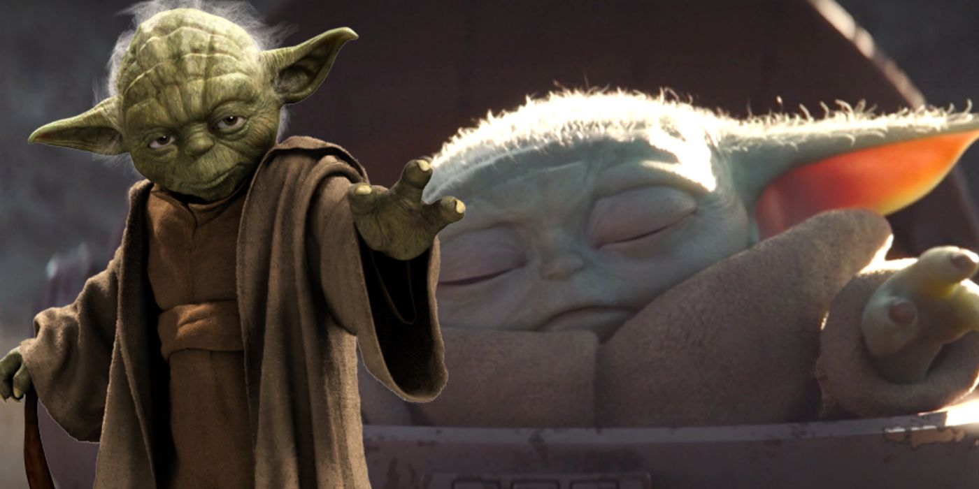 The Mandalorian: Baby Yoda Is Already Using The Force Like A Jedi