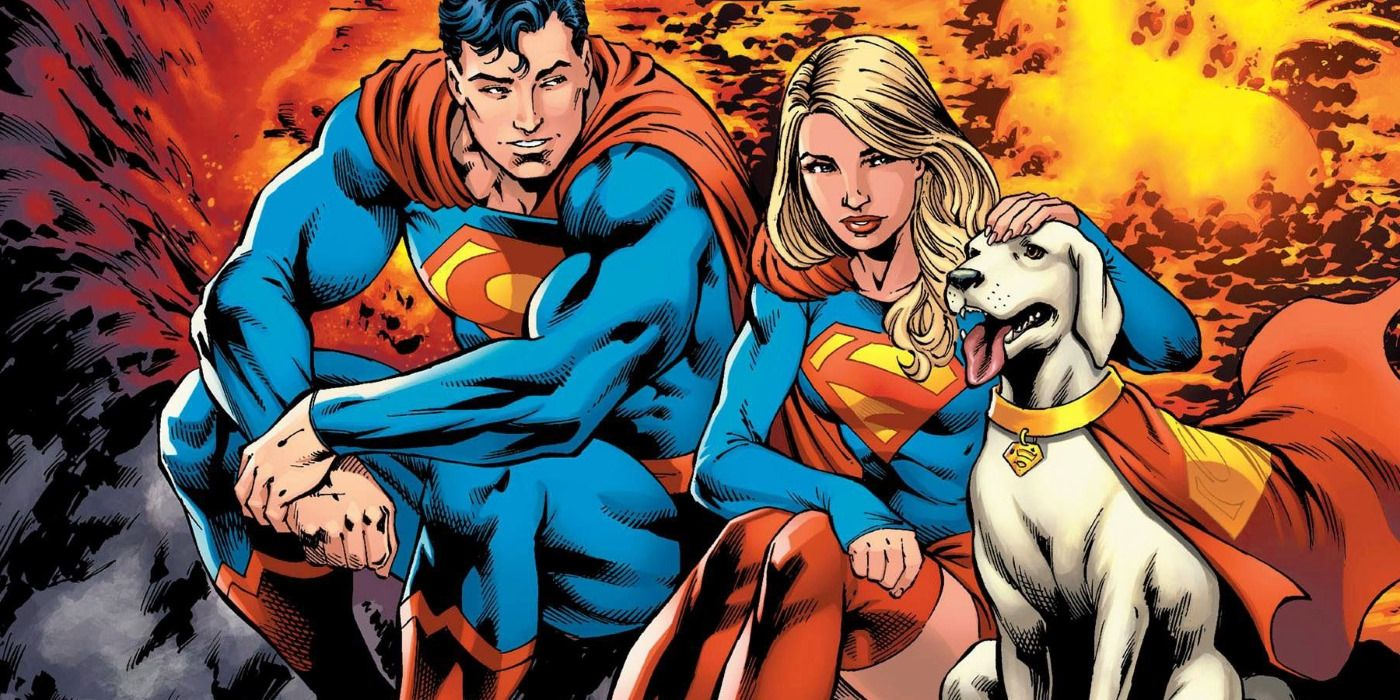 Superman Prepares Supergirl For His Biggest Twist in Years
