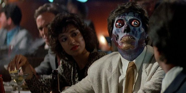 Obey: 10 Behind-The-Scenes Facts About They Live   ScreenRant