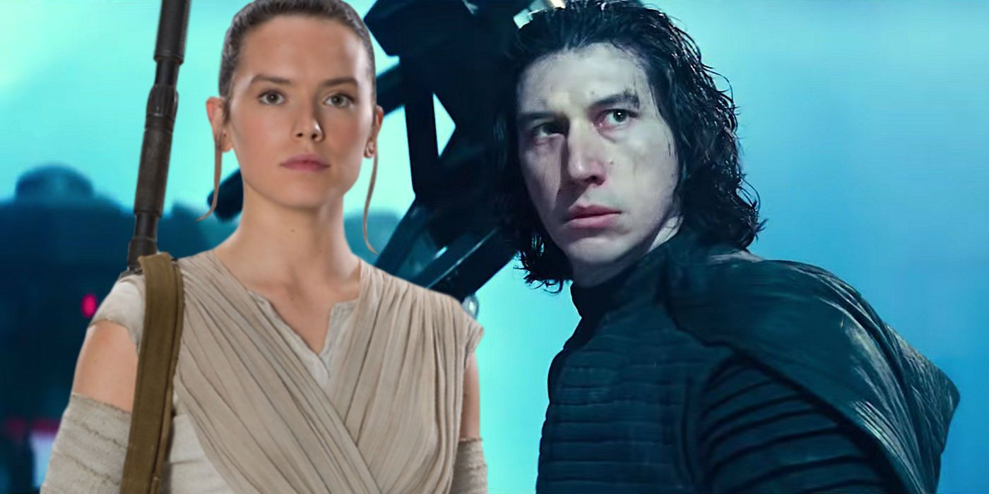 Star Wars Why Ben Solo Died After Saving Rey In Rise Of Skywalker