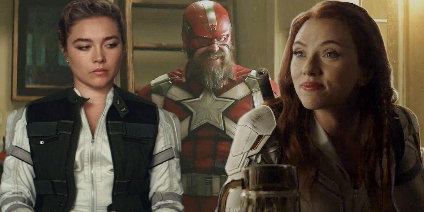 Black Widow Movie Trailer Breakdown Story Details Screen