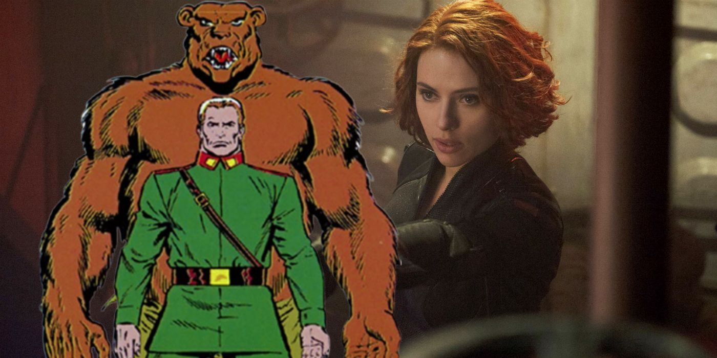 Black Widow Could Introduce The Mcu S First Mutant Screen Rant