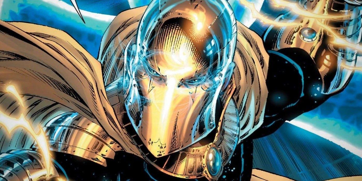 Adão Negro apresentará o super-herói mais poderoso da DCEU 1