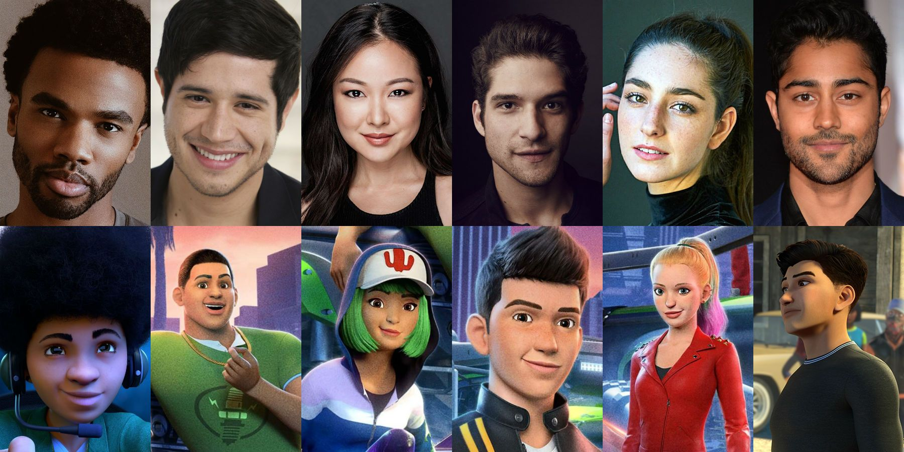 Fast & Furious Spy Racers: Voice Cast & Character Guide