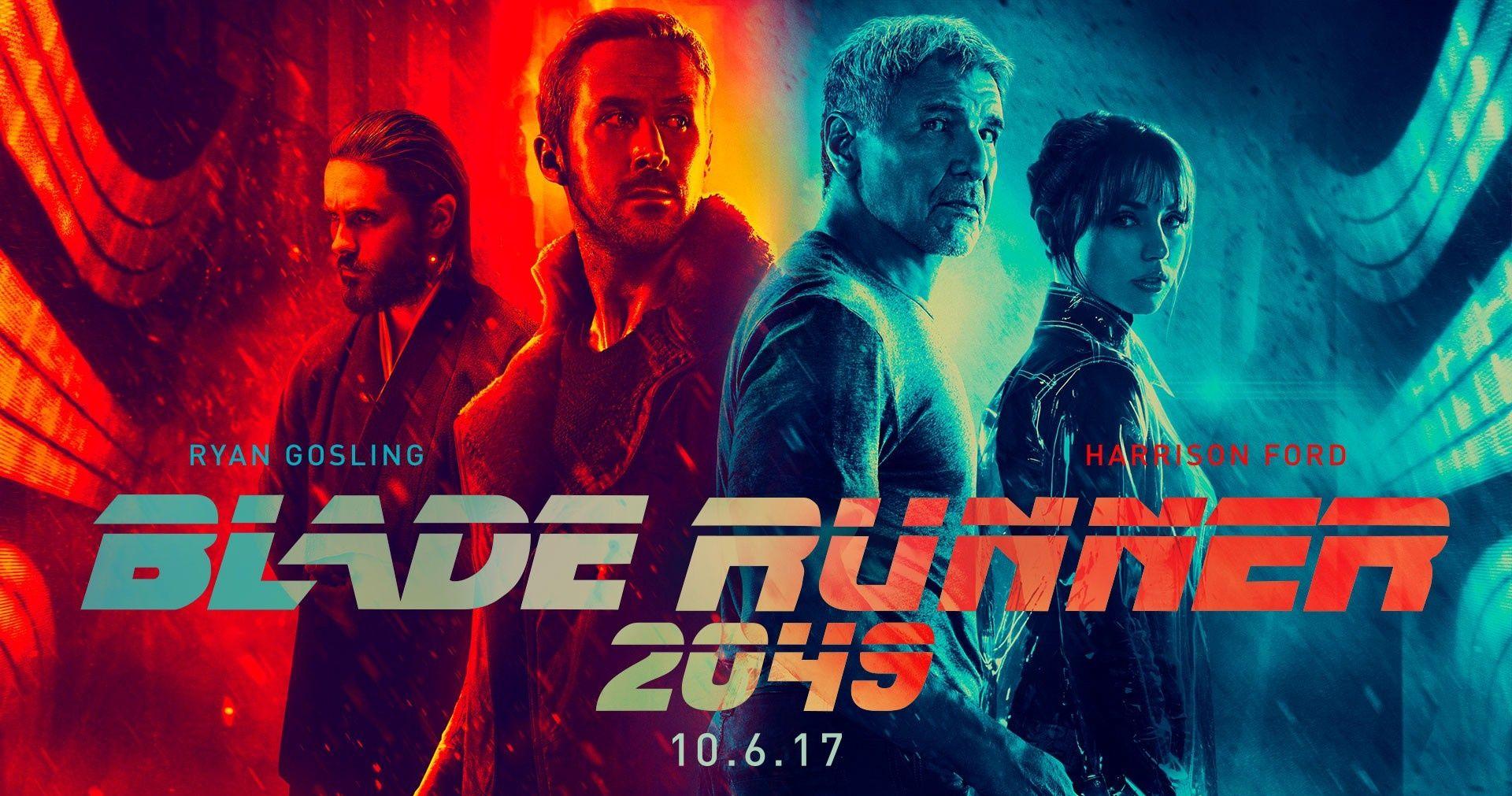 Image result for blade runner 2049 film poster