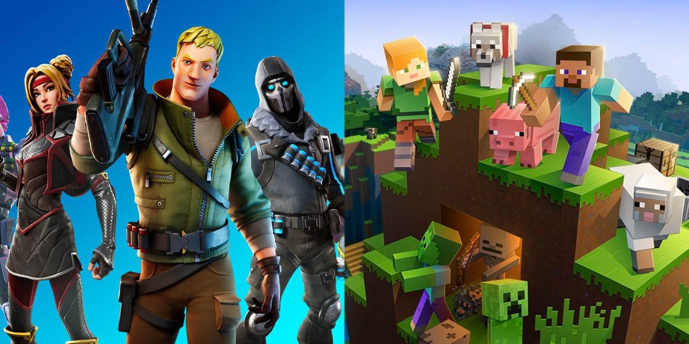 Fortnite Minecraft Plugin Fortnite Minecraft Among Top Platforms Predators Use To Prey On Kids