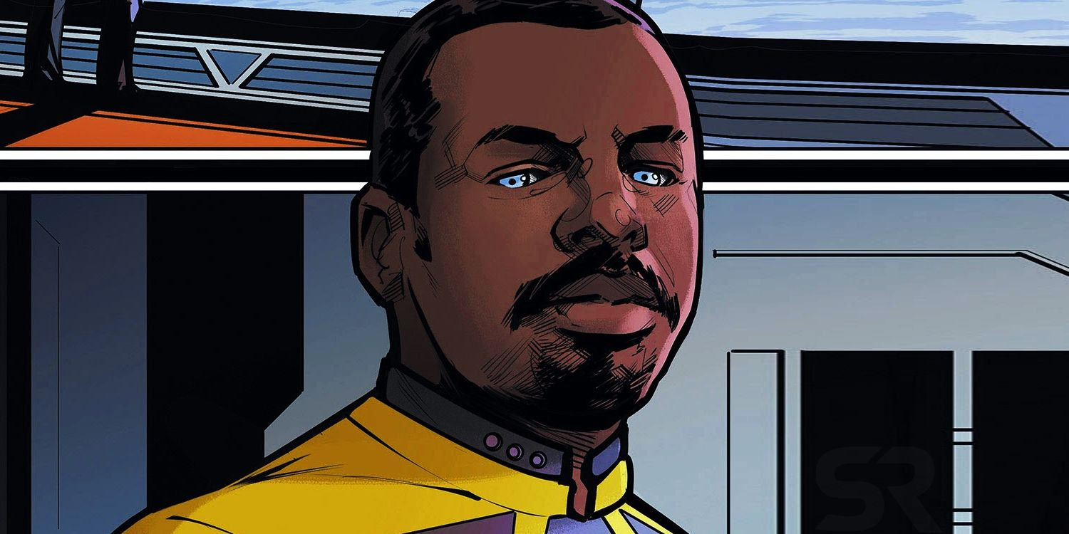 Star Trek: Picard Prequel Gives Geordi The Respect He Deserves