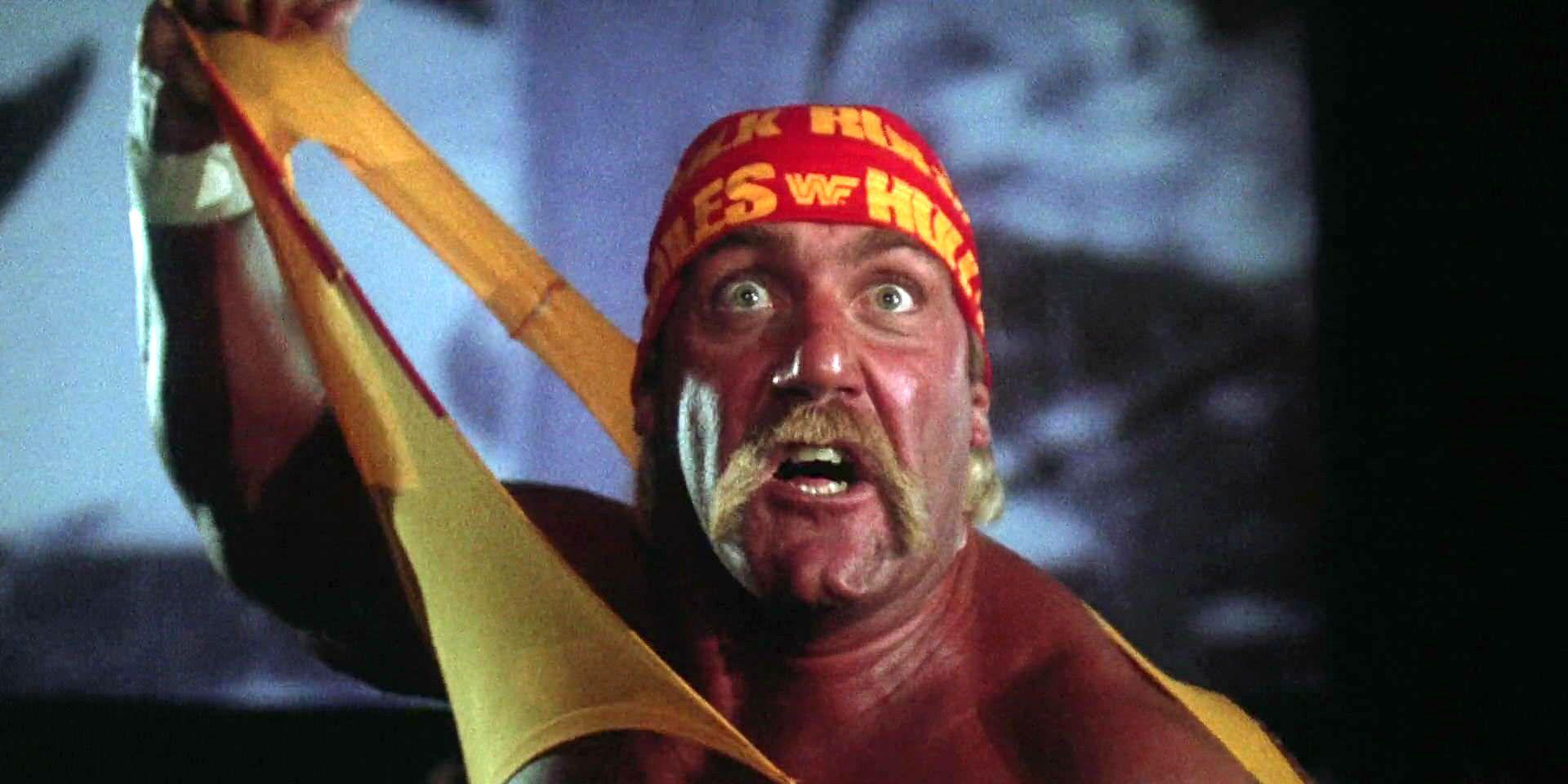 Gremlins 2 S Hulk Hogan Cameo Is Wonderfully Bizarre