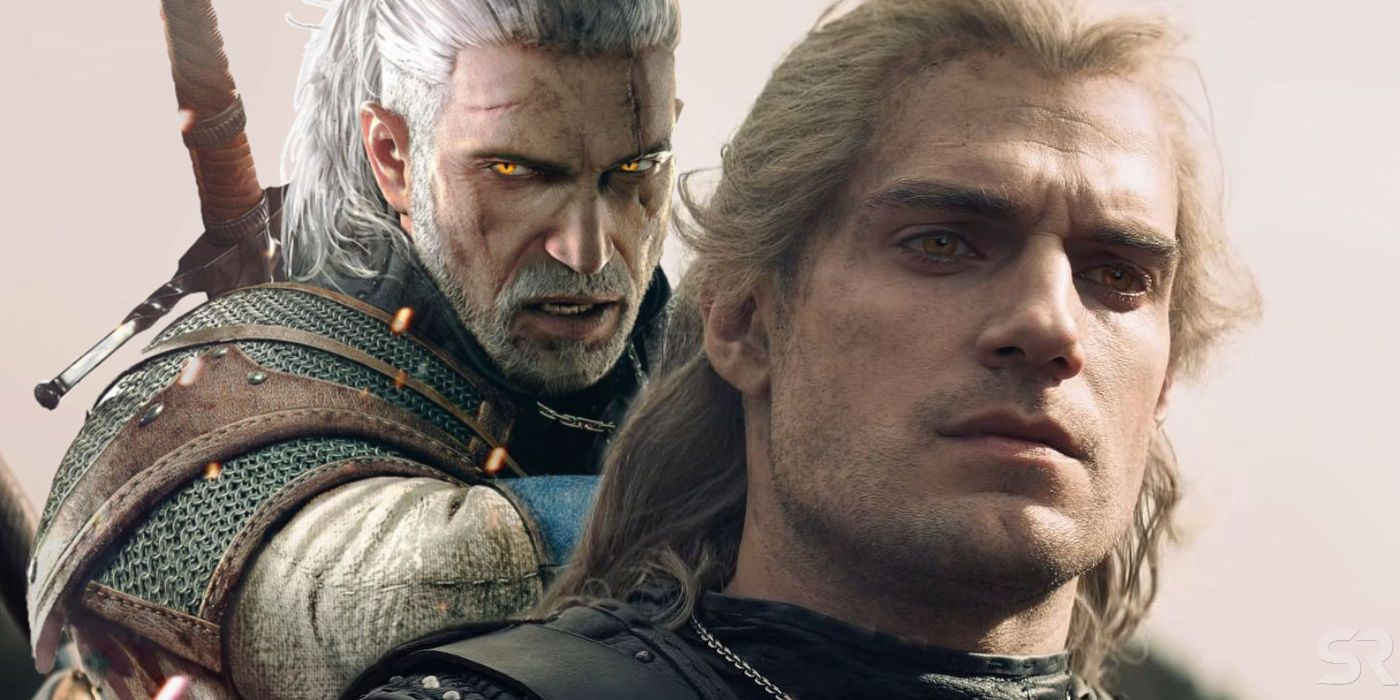 The Witcher Geralt S Origin Story Magic Powers Explained