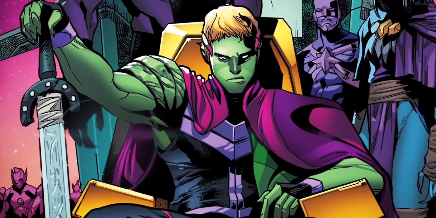 The King of Marvel's Universe is Finally Claiming His Throne