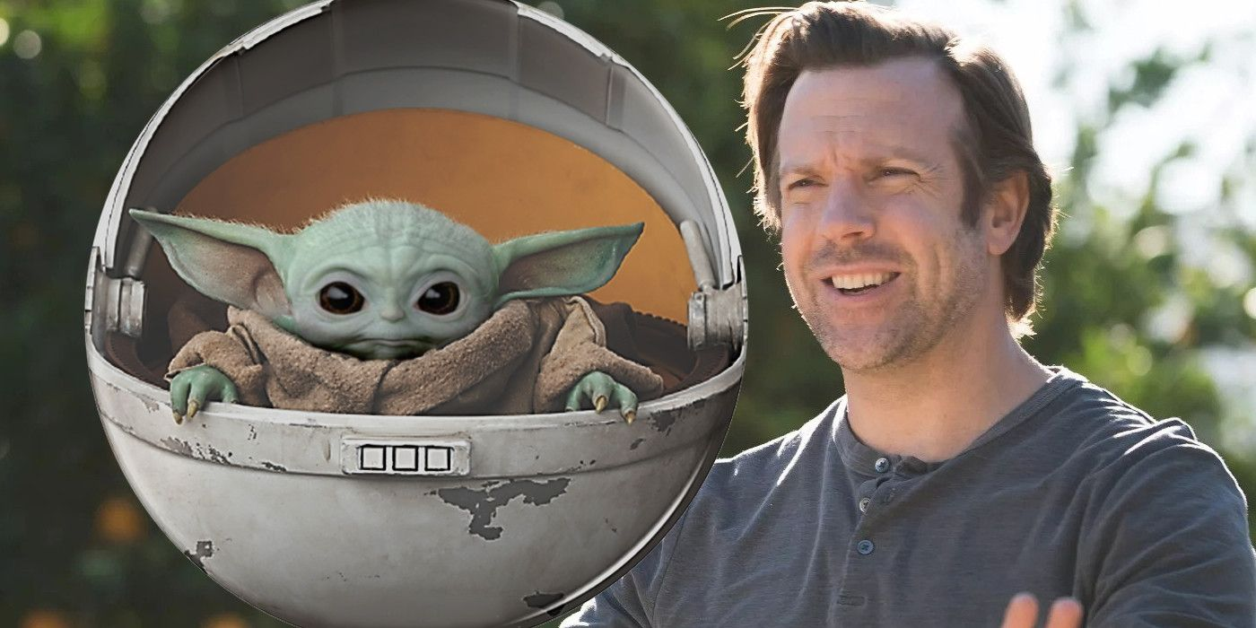 Mandalorian Punching Baby Yoda Added To Jason Sudeikis