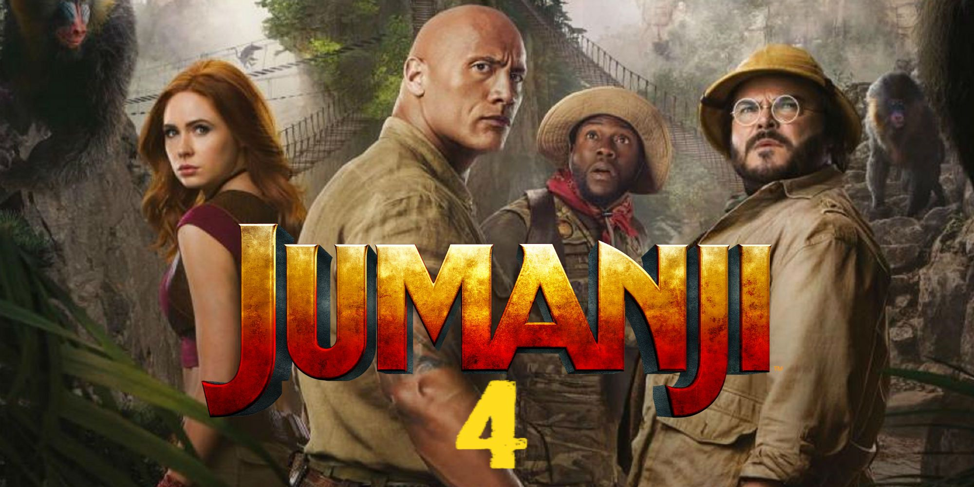 Jumanji 4 Updates: Release Date & Story Details | Screen Rant