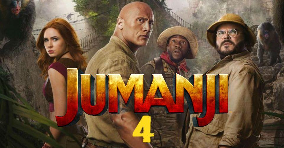 Jumanji 4 Updates Release Date Story Details Screen Rant