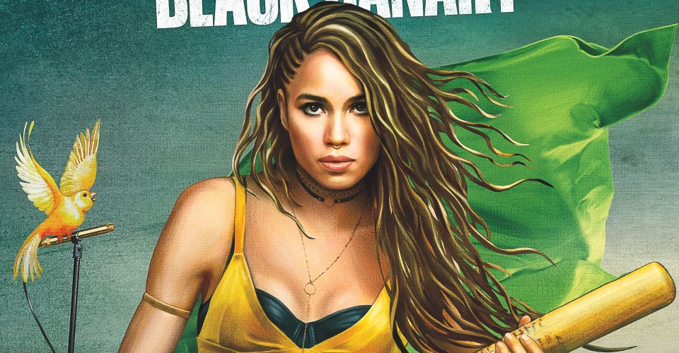 Why Birds Of Prey S Black Canary Looks Different But Isn T