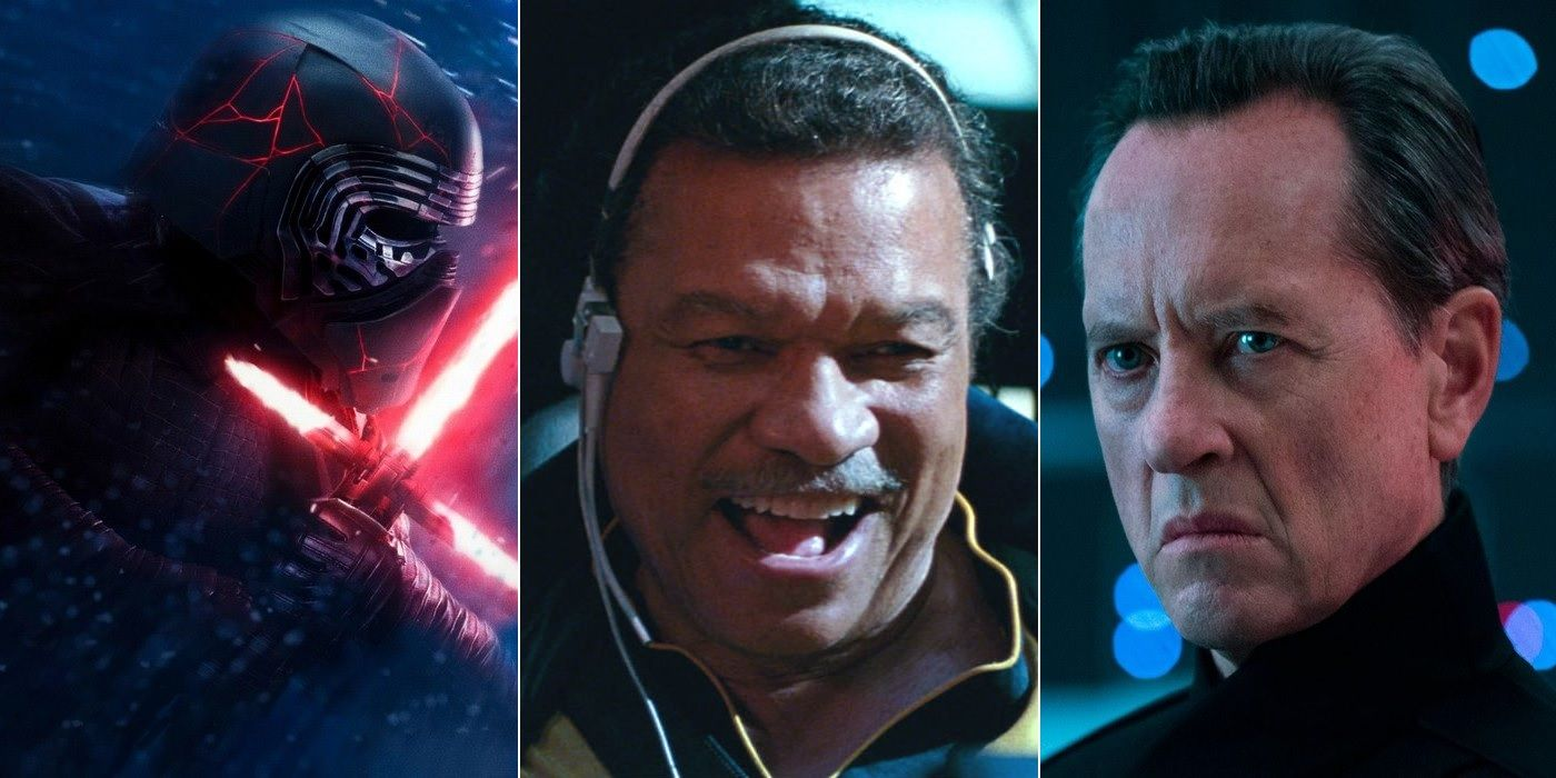 Star Wars The Rise Of Skywalker Returning Cast New Character Guide
