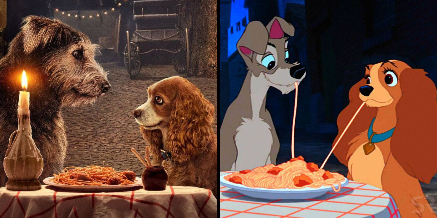 Lady The Tramp 2019 S Biggest Changes To The Original