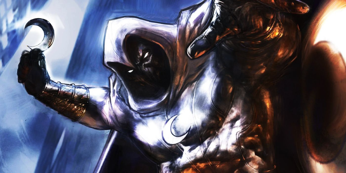 The Avengers' Next Great Threat is Moon Knight (Yes, Really)