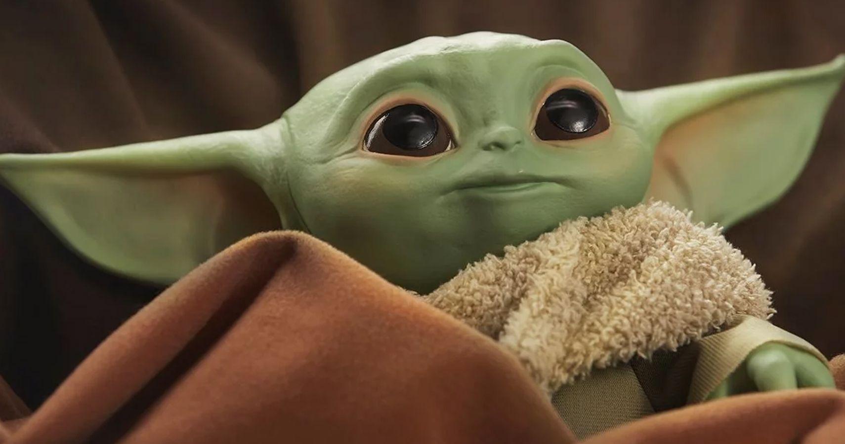 More Baby Yoda Merch Has Finally Been Revealed! | Screen Rant