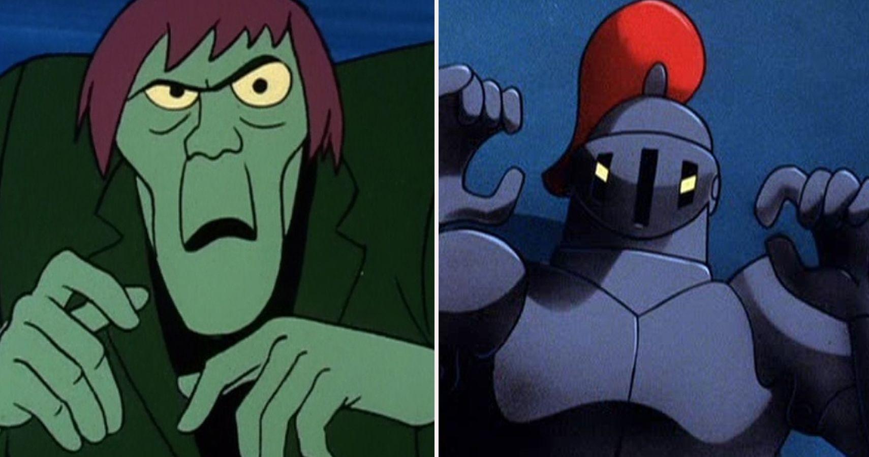 15 Best Villains From The Original Scooby Doo Cartoon