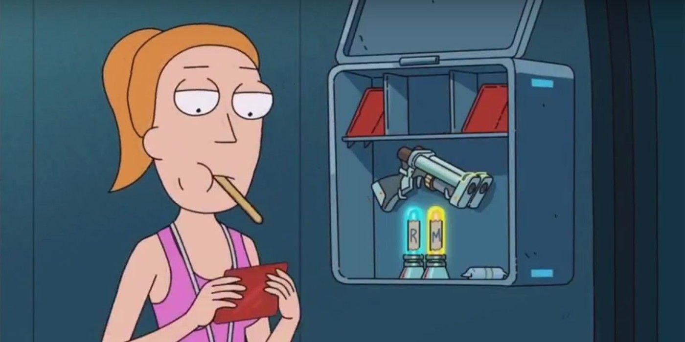 Rick & Morty: The 10 Most Shameless Things Jerry Has Ever Done