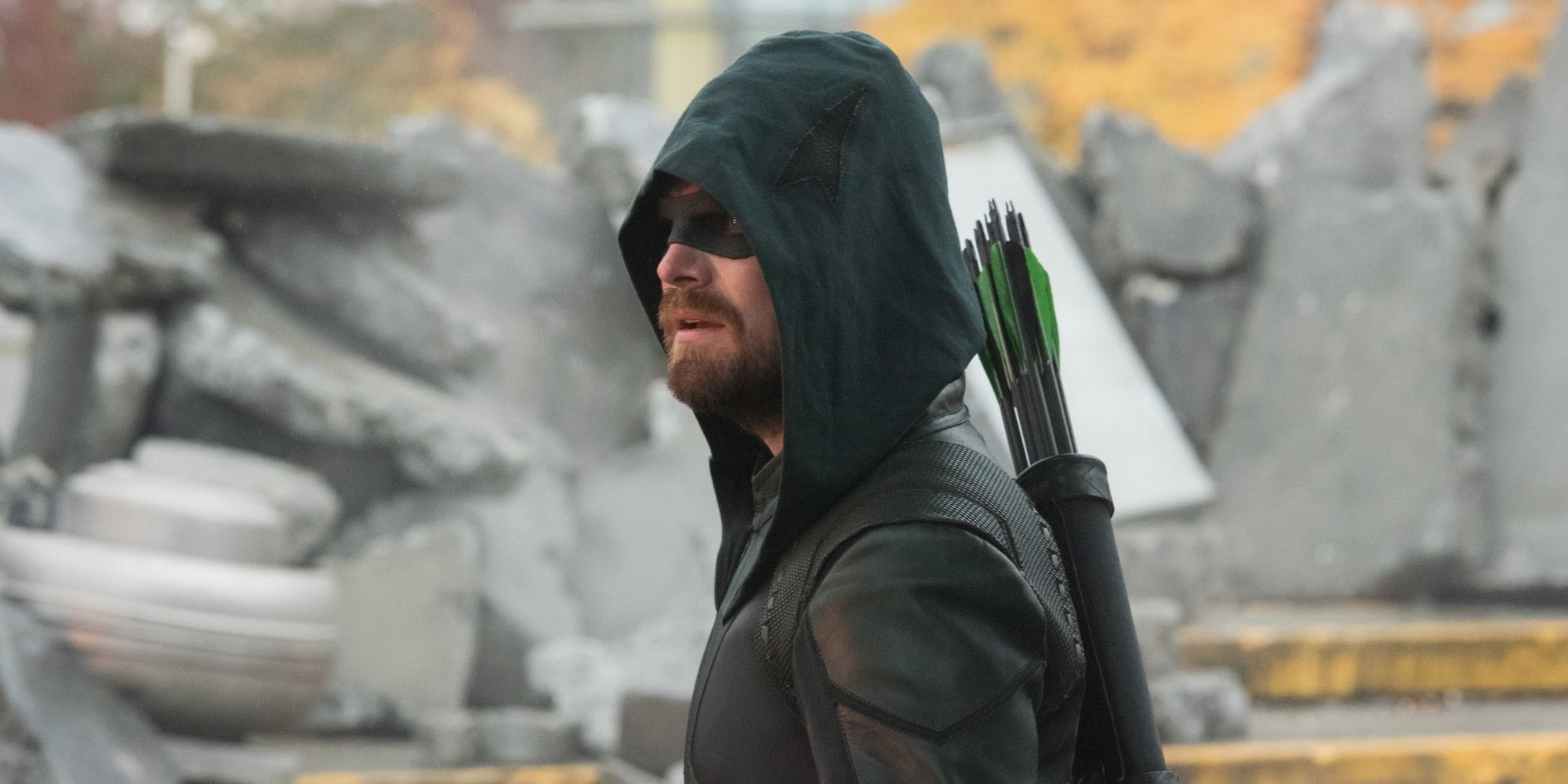 Arrow Star Opens Up About Panic Attack He Had After The Show Ended
