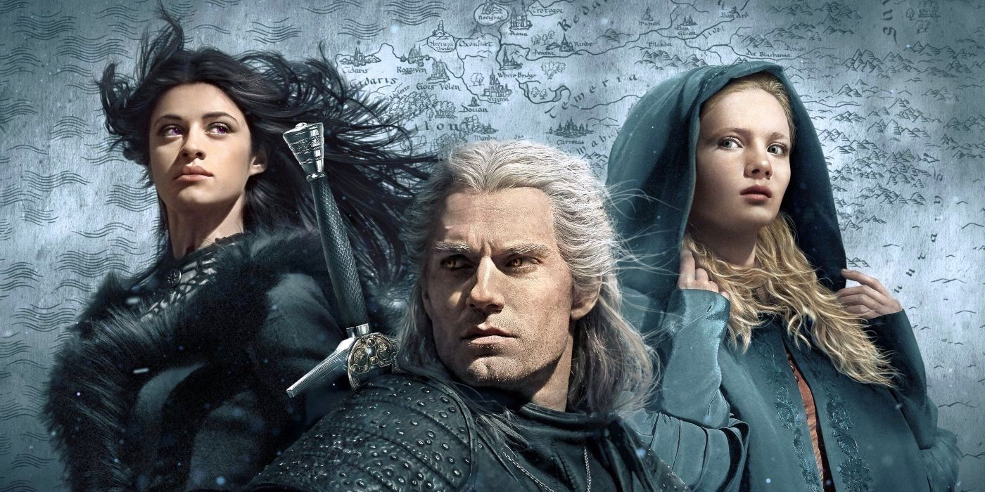 Witcher Books Get 500,000 New Prints Thanks To Netflix Fan Interest