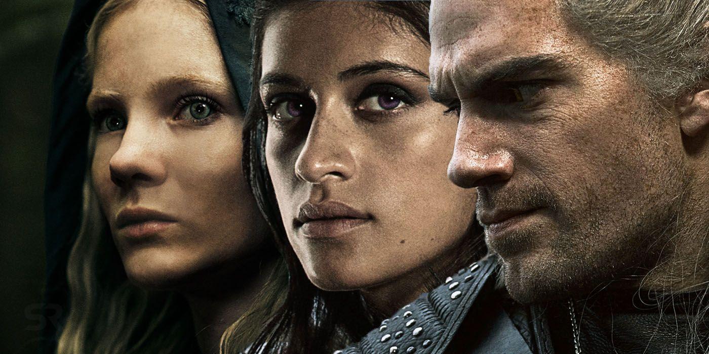 The Witcher Netflix Cast