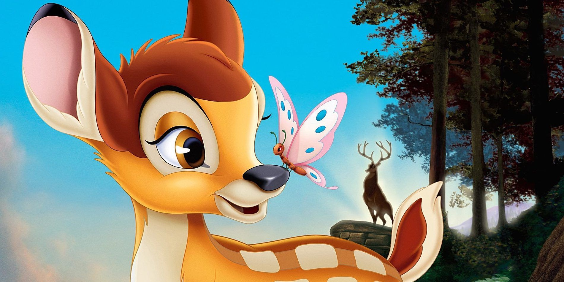 Bambi Is Disney's Next Animated Movie Getting Live-Action Remake