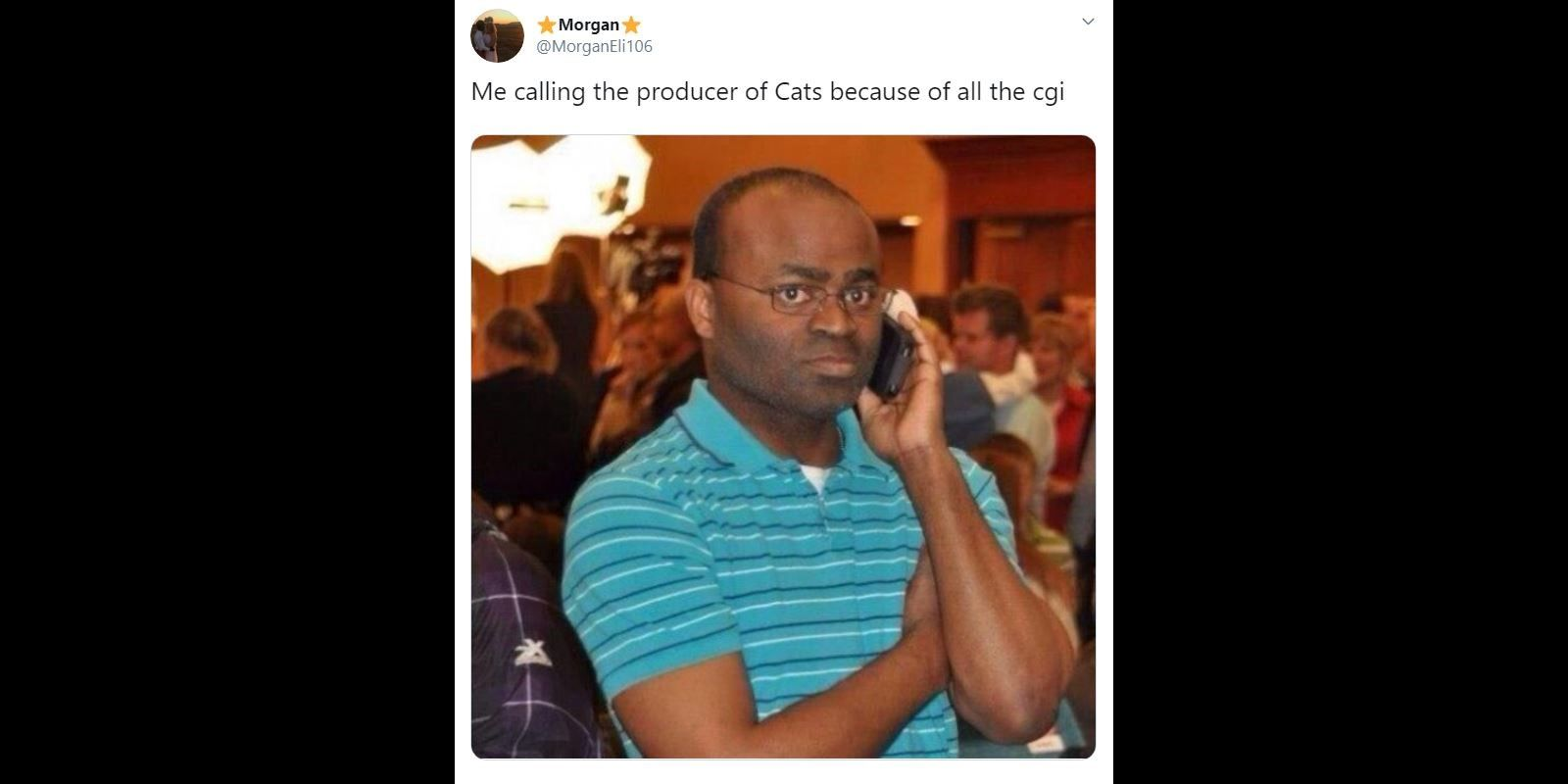 10 Savage Tweets About The New CGI Cats Movie