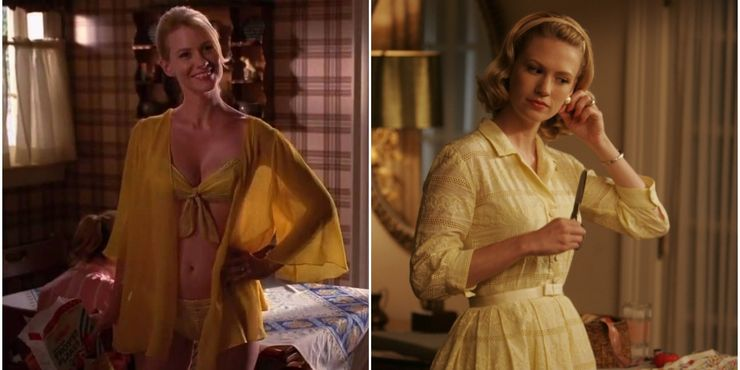 Mad Men 10 Hidden Details About Betty S Costume You Didn T Notice