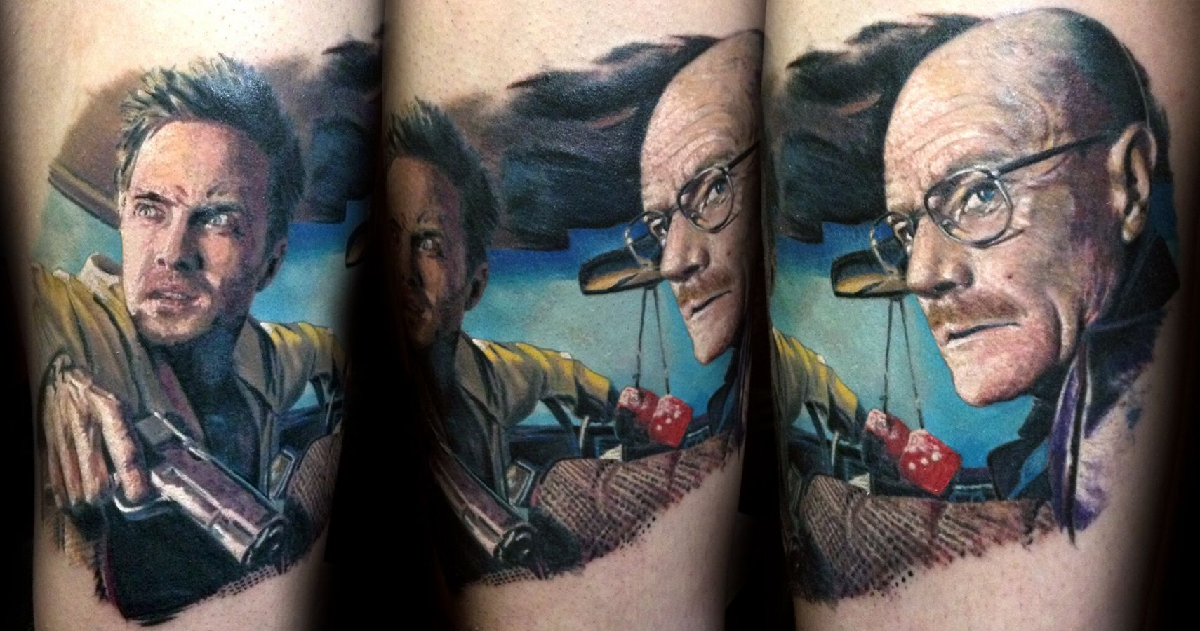 10 Of The Best Breaking Bad Tattoos Screenrant