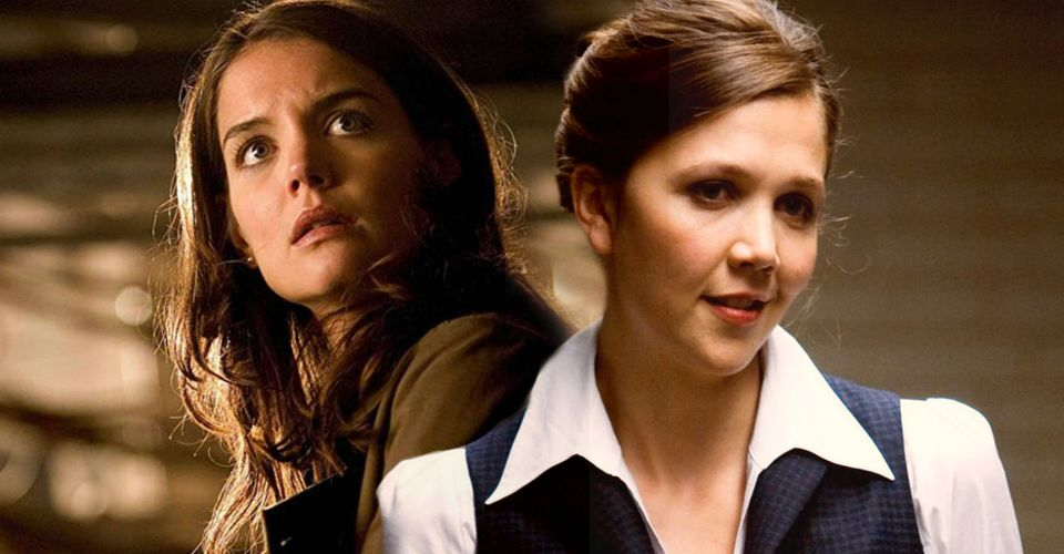 Image result for KATIE HOLMES