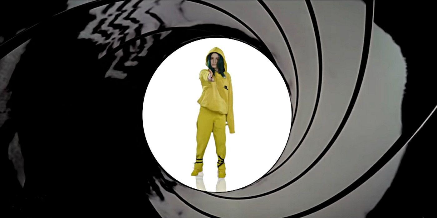 James Bond/Billie Eilish Parody Remakes Bad Guy For No Time To Die
