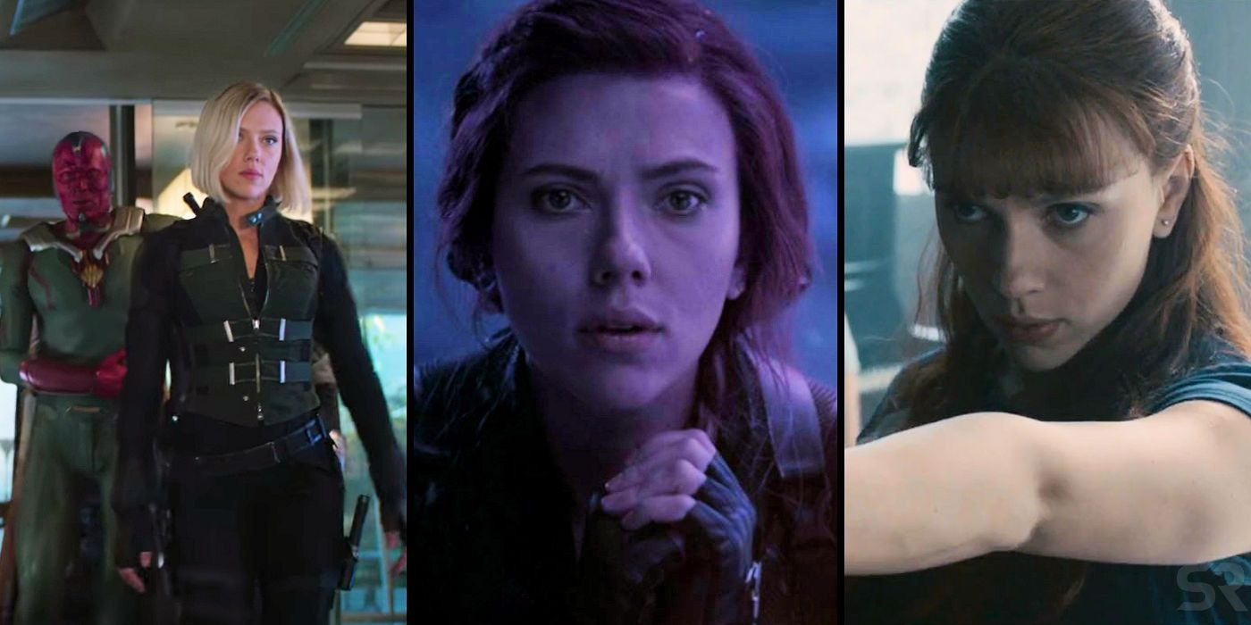 Mcu Mysteries Black Widow S Solo Movie Can Solve Screen Rant