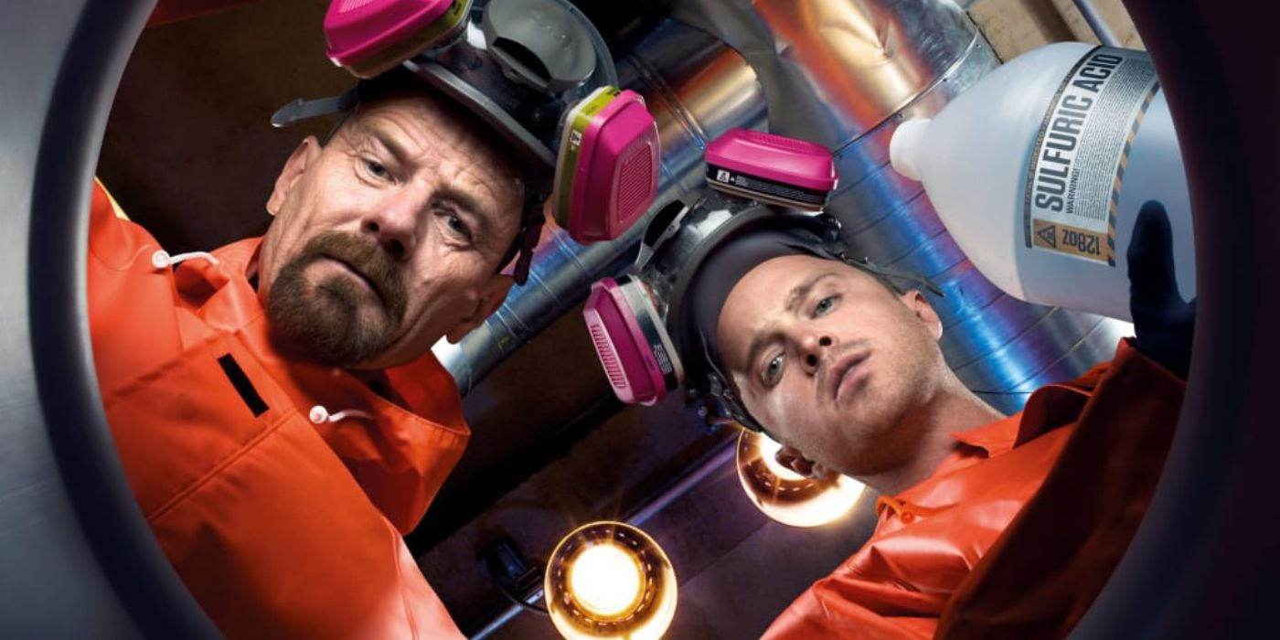 Breaking Bad Originally Started Out As A Joke   Screen Rant