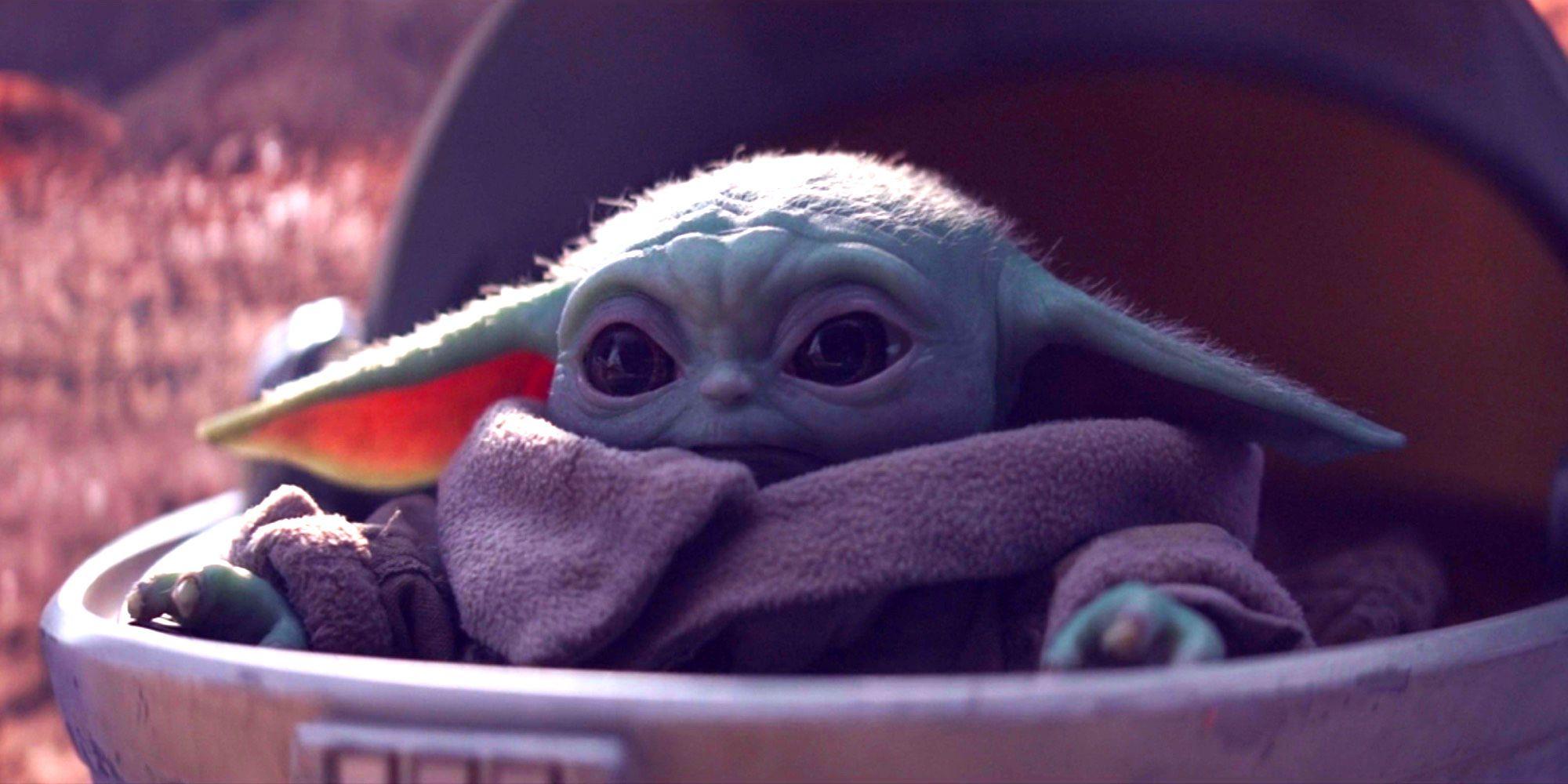 Disney Cracks Down on Bootleg Baby Yoda Merchandise