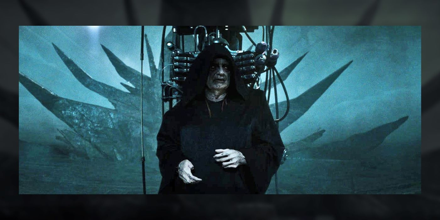 First Official Image Of Palpatine In The Rise Of Skywalker Released