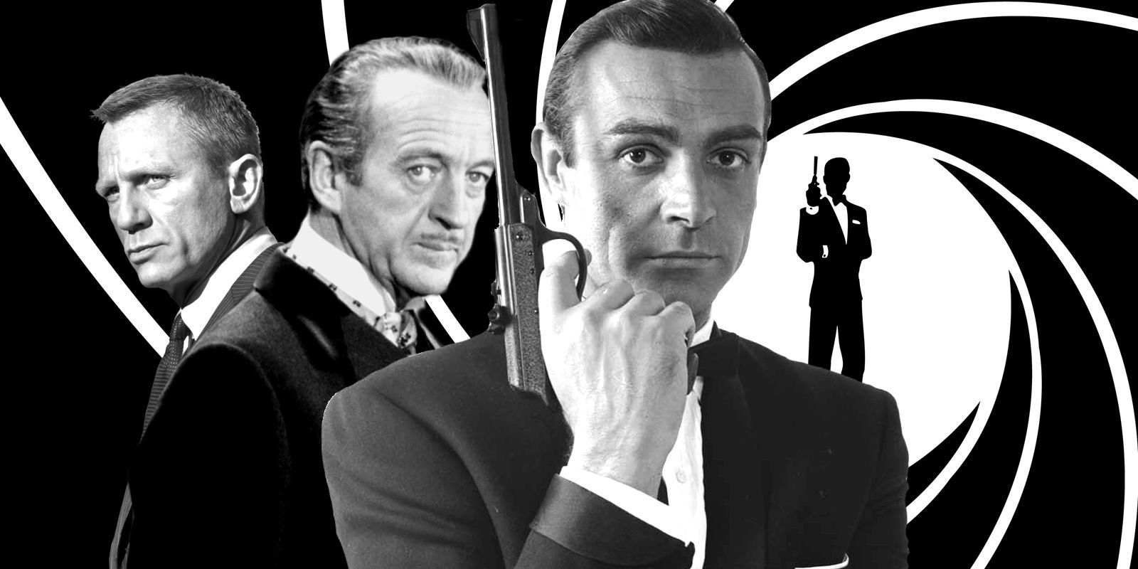 All 8 Actors Who Ve Played James Bond In A Movie Screen Rant