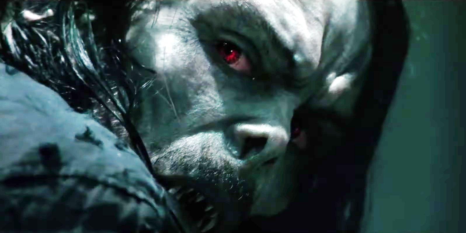 Morbius >> Morbius Trailer Confirms It S In Mcu With Spider Man