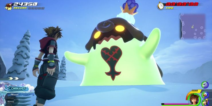 banana flan kingdom hearts 3