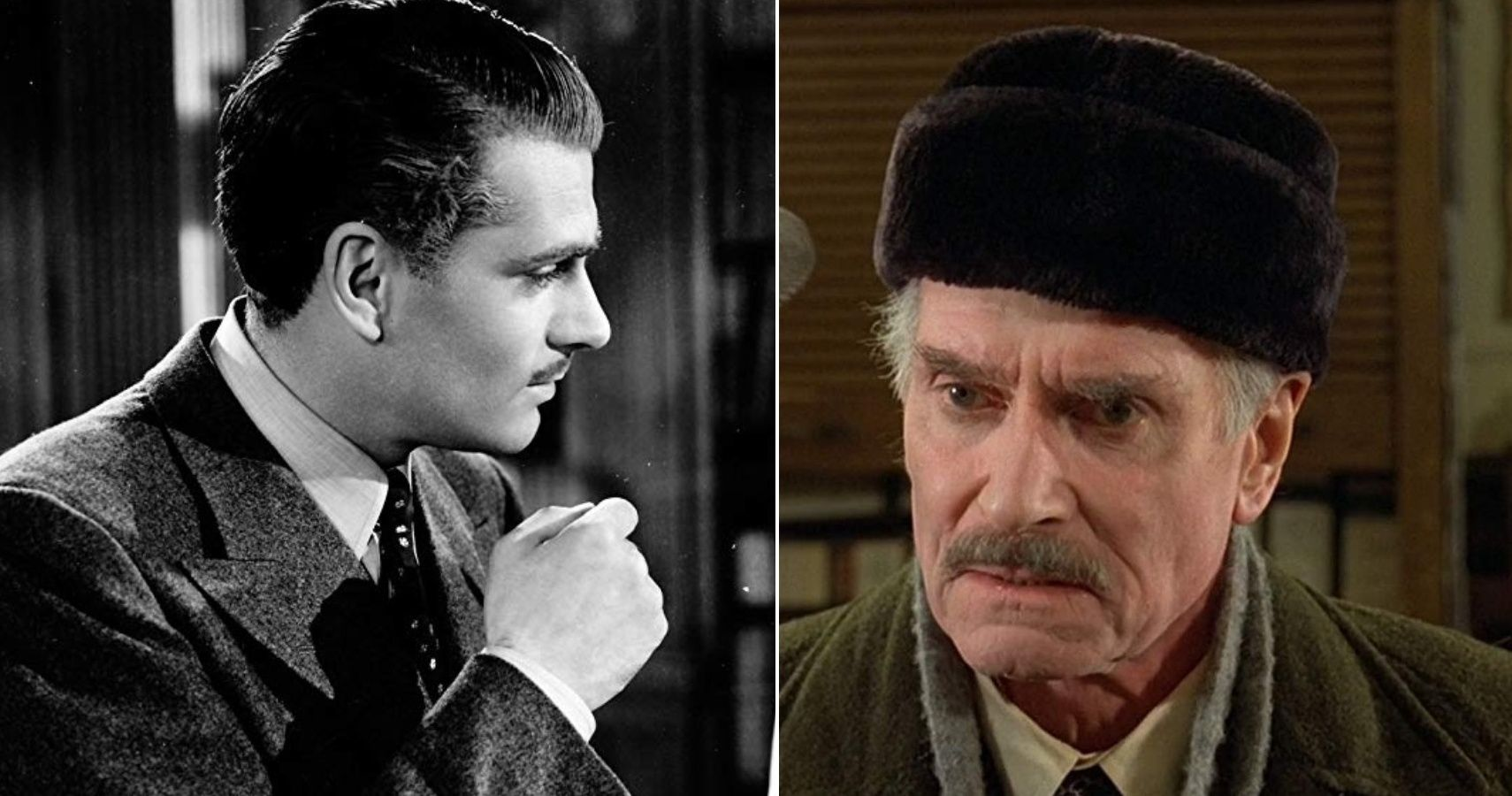 Laurence Olivier: 10 Most Iconic Roles In Film History, Ranked