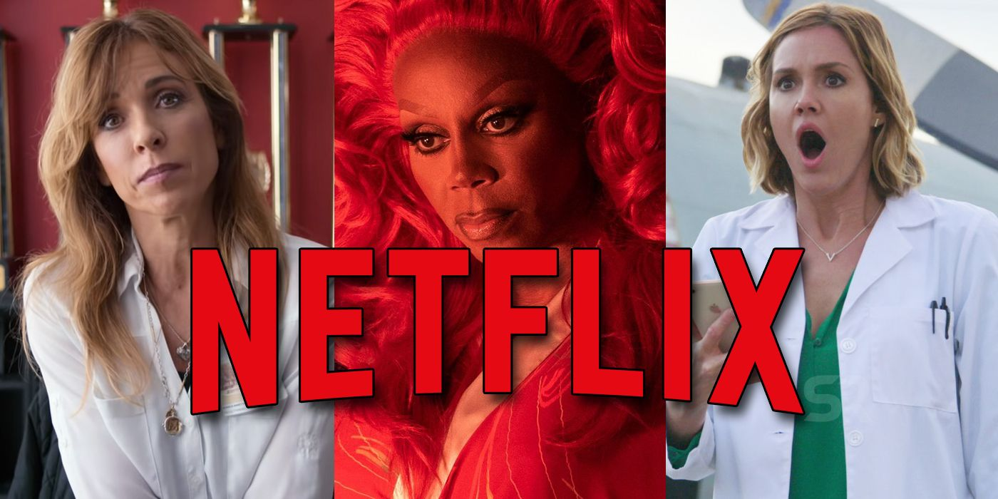 best new shows on netflix 2020