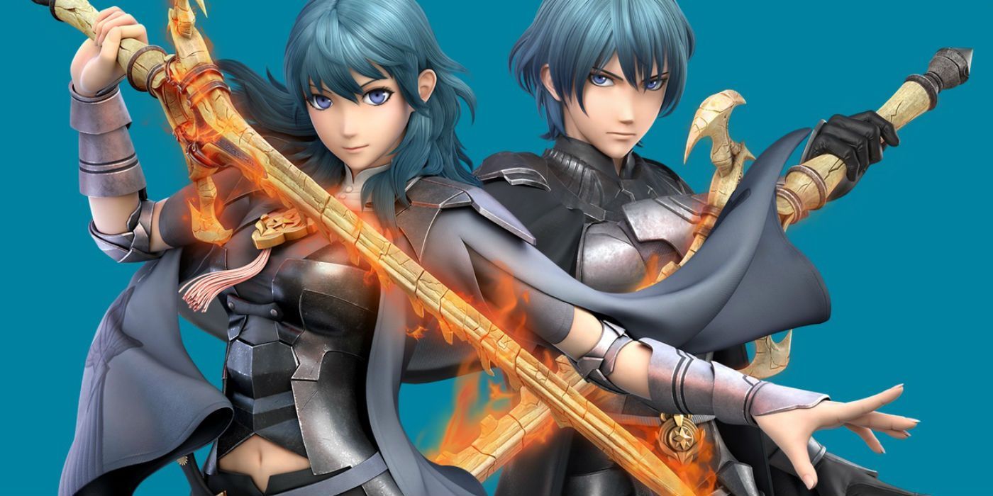 Smash Bros Ultimate: Fans Aren't Pleased With Fire Emblem ...