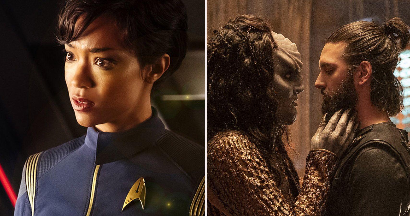 Star Trek Discovery Imdb