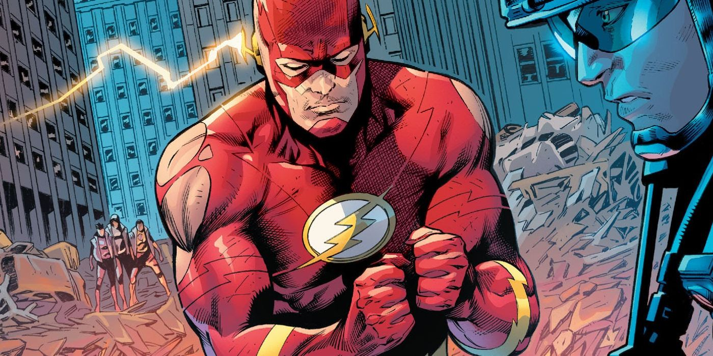 The Flash is Headed To The Last Place Fans Expect  Screen Rant