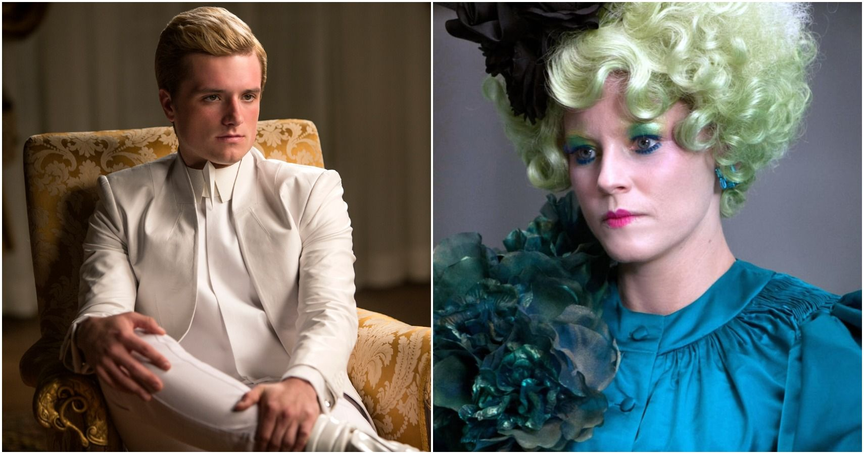 The Hunger Games Worst Things Each Main Character Did Ranked
