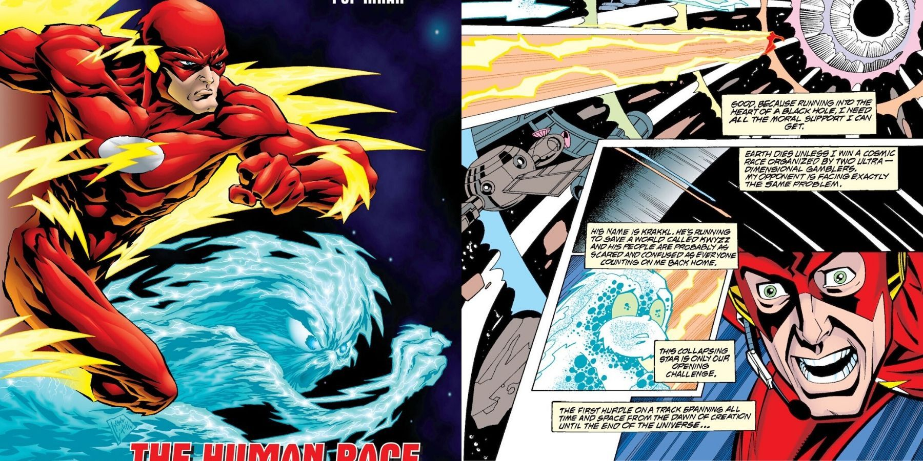 In360news The Flash 10 Comic Arcs They Should Adapt For Season 7