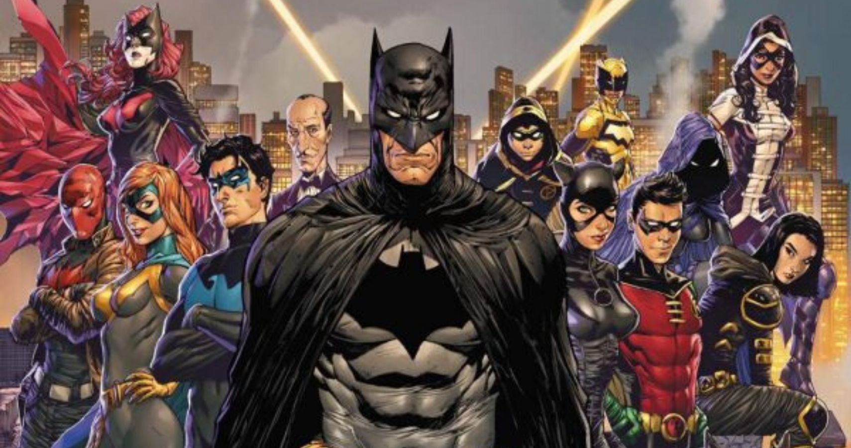 Batman: 10 Surprising Facts About The Bat Family | ScreenRant